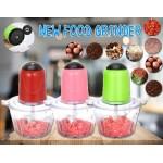 KCJ Electric Meat Mincer Chopper Food Processor Hand Blender Mixer Meat Grinder