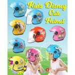 KCJ Children Security Motorcycle Helmets Motorcycle Open Face Helmet