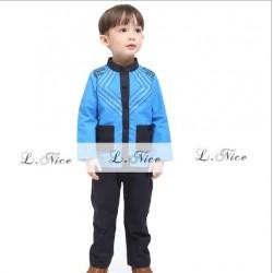LNICE BOY SET -BLUE (Code Colour 1)