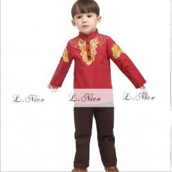 LNICE BOY SET -RED (Code Colour 2)