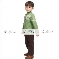 LNICE BOY SET -GREEN (Code Colour 3) -11T