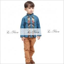 LNICE BOY SET -BLUE (Code Colour 5)