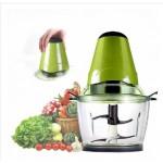 KCJ Green Electric Meat Mincer Chopper Food Processor Hand Blender Mixer Meat Grinder