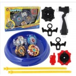 ETA 3/5 KCJ Metal Beyblade Burst Arena Set Gyro Fighting Gyroscope Launcher Spinning Toys
