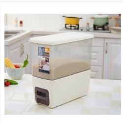 KCJ Japanese Rice Dispenser Food Storage Container Box 12kg