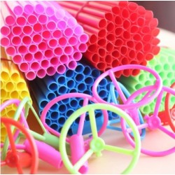 KCJ 10pcs 50CM Balloon Holder Sticks with Cups Party Supplies Decoration PVC Rods