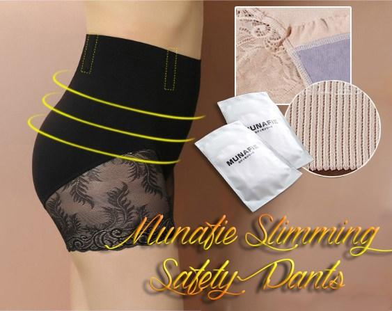 MUNAFIE SLIMMING CUM SAFETY PANT
